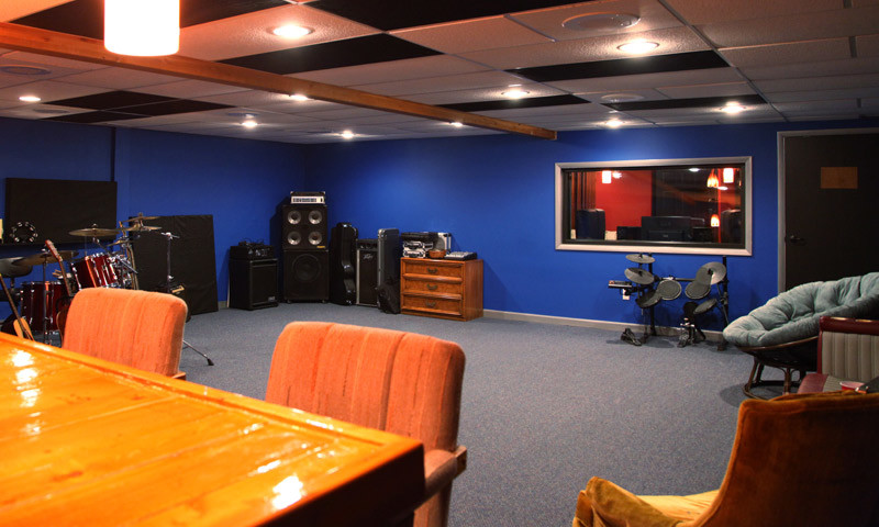 Blue Room Sound – Recording and Mixing Studio